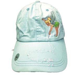 DISNEY TINKER BELL BASEBALL HAT